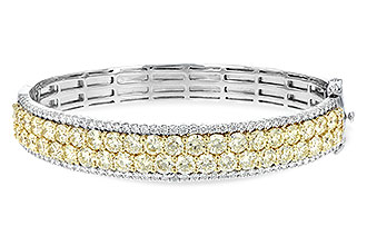 M235-03568: BANGLE 8.17 YELLOW DIA 9.64 TW
